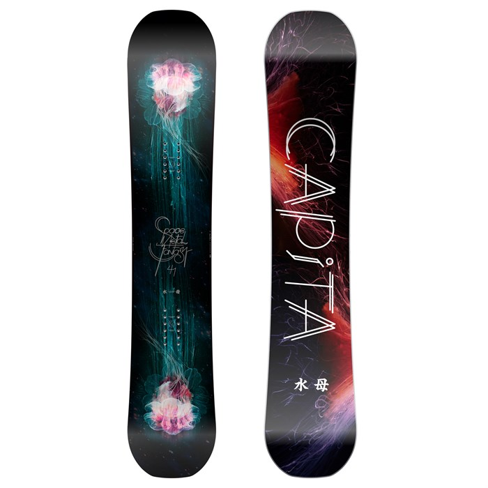 CAPiTA - Space Metal Fantasy Snowboard - Women's 2017