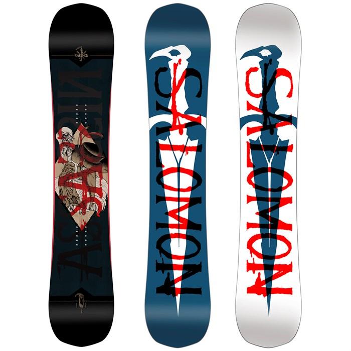 Salomon - Assassin Snowboard 2017