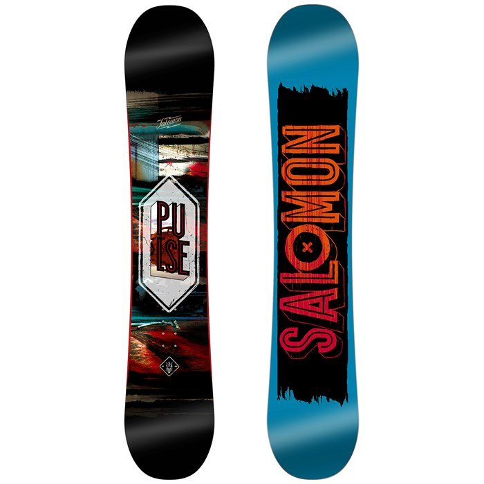 Salomon Pulse Snowboard 2017 | evo