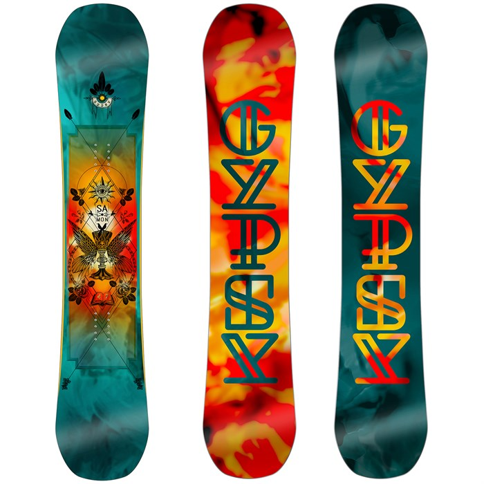 Salomon - Gypsy Snowboard - Women's 2017