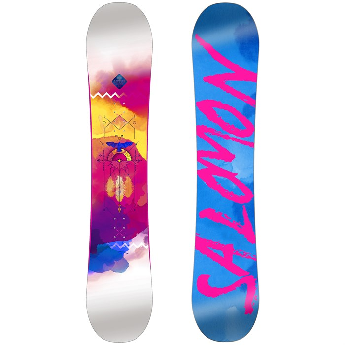Salomon - Lotus Snowboard - Women's 2017