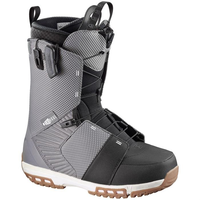 date de sortie e44fc 26a50 Salomon Dialogue Snowboard Boots 2017