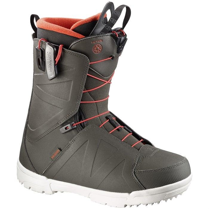 Salomon - Faction Snowboard Boots 2017