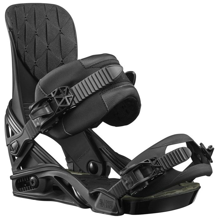 Salomon - District Snowboard Bindings 2017
