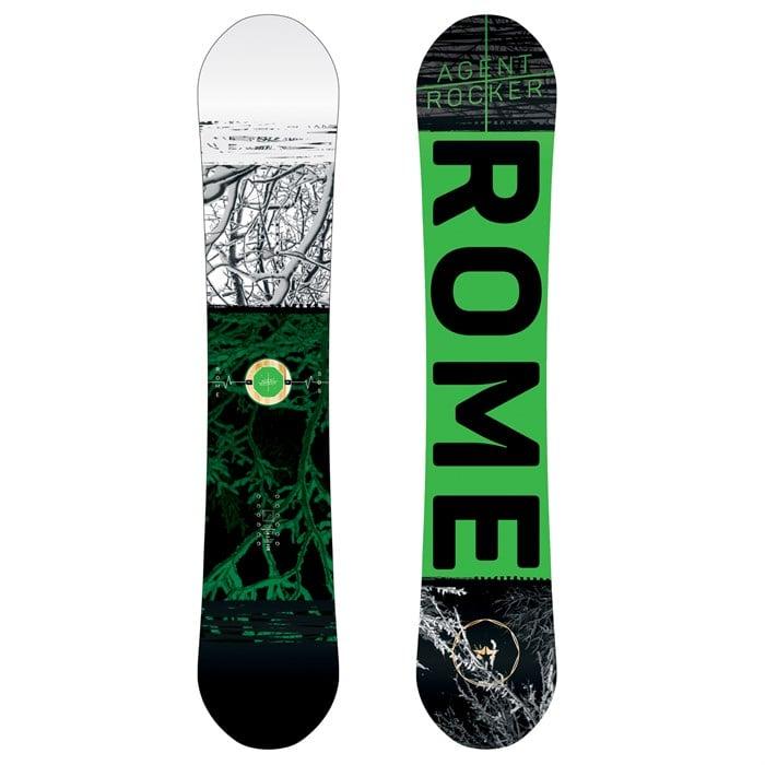 Rome - Agent Rocker Snowboard 2017