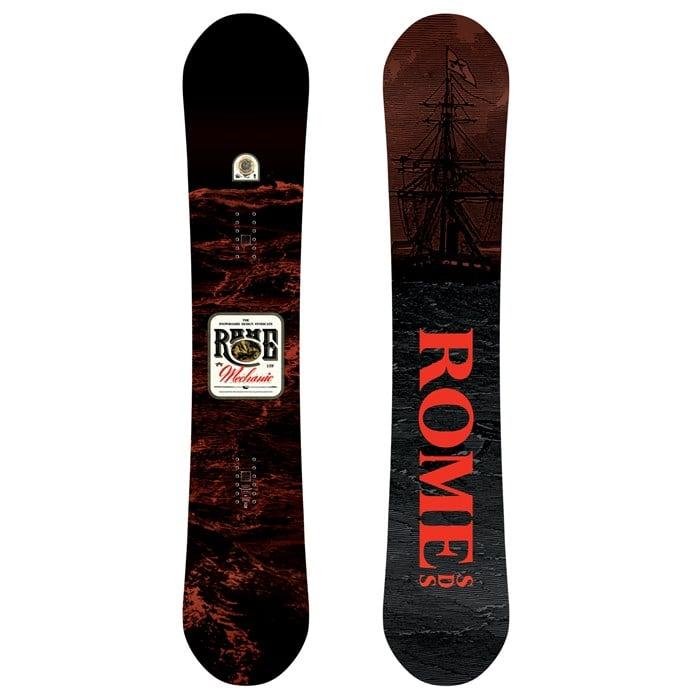 9746c184b48 Rome Mechanic Snowboard 2017