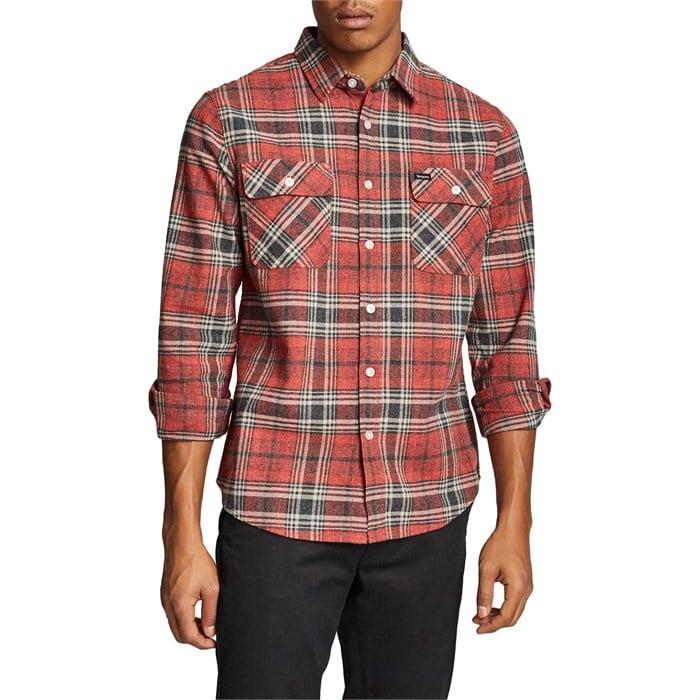 1678b08f39f8 Brixton - Bowery Flannel Shirt ...