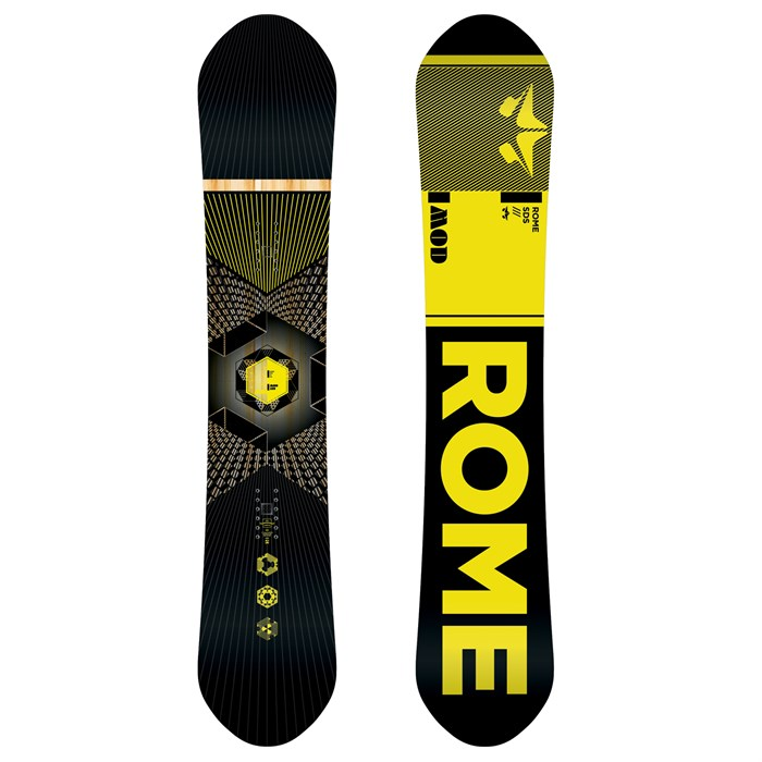 Rome - Mod Snowboard 2017