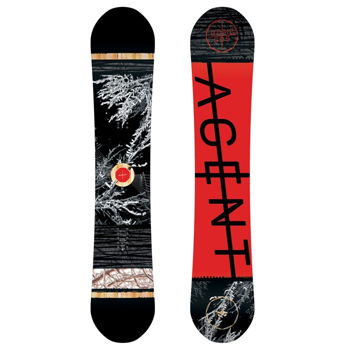 Rome - Agent Snowboard 2017