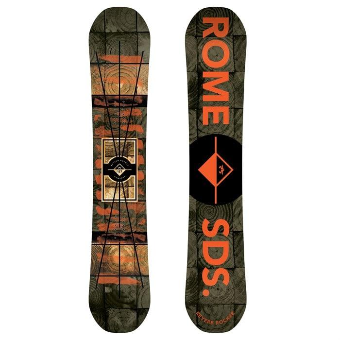 Rome - Reverb Rocker Snowboard 2017
