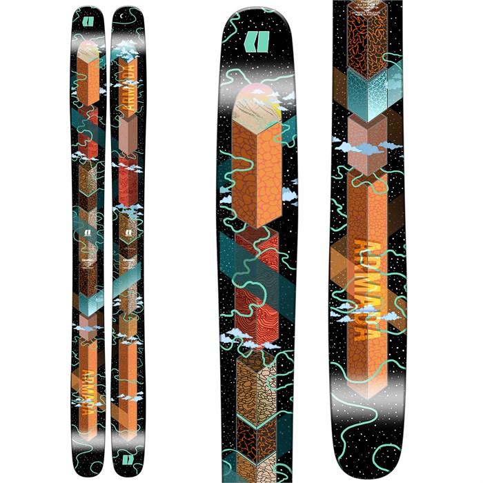 Armada VJJ 2.0 Skis - Women s 2017  3231e1b36