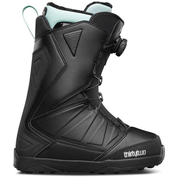 32 lashed boa snowboard boots s 2017 evo