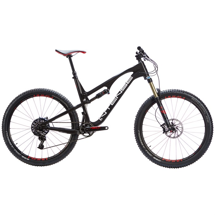 Intense Cycles - Spider 275C Pro Complete Mountain Bike 2017