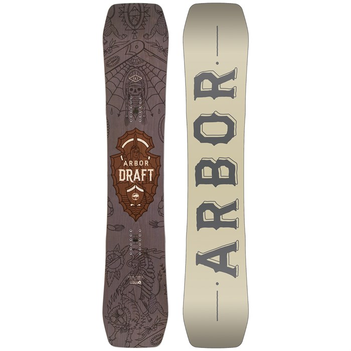 Arbor - Draft Snowboard 2017