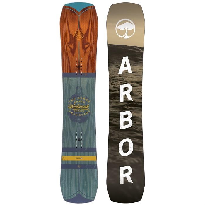 Лучший Snowboards Of 2016-2017: Arbor Westmark