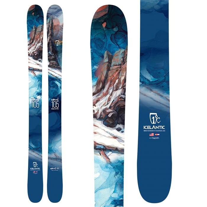 Icelantic - Nomad 105 Skis 2017