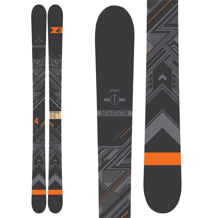 4FRNT - Devastator Skis 2017