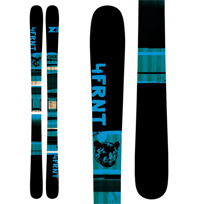 4FRNT - Click Skis 2017