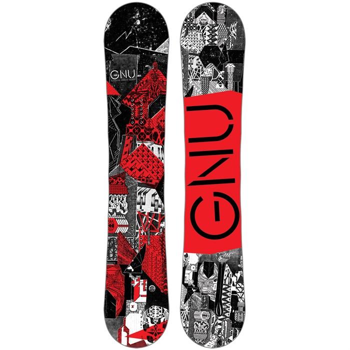 GNU - Carbon Credit BTX Snowboard 2017