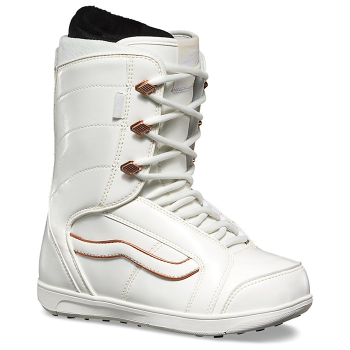 vans womens snowboard boots