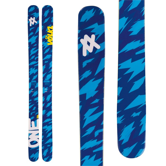 Volkl - One Skis 2017