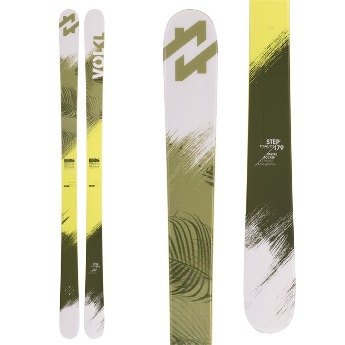 Volkl - Step Skis 2017