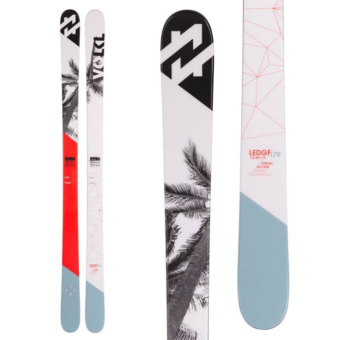 Volkl - Ledge Skis 2017