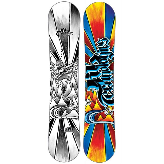 Lib Tech - Banana Blaster BTX Snowboard - Boys' 2018