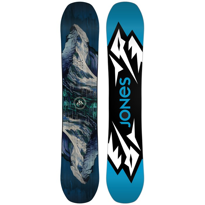 Jones - Mountain Twin Snowboard 2017