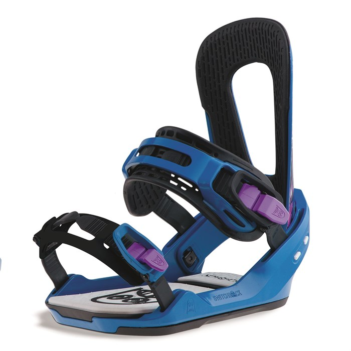 Switchback - Eiki Pro Model Snowboard Bindings 2017