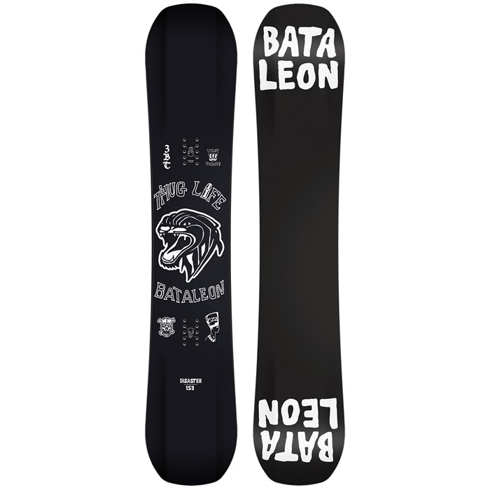 Bataleon - Disaster Snowboard 2017
