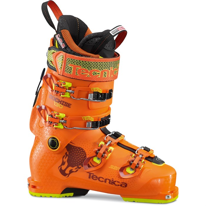 Used Ski Boots >> Tecnica Cochise Pro 130 Ski Boots 2018 Used
