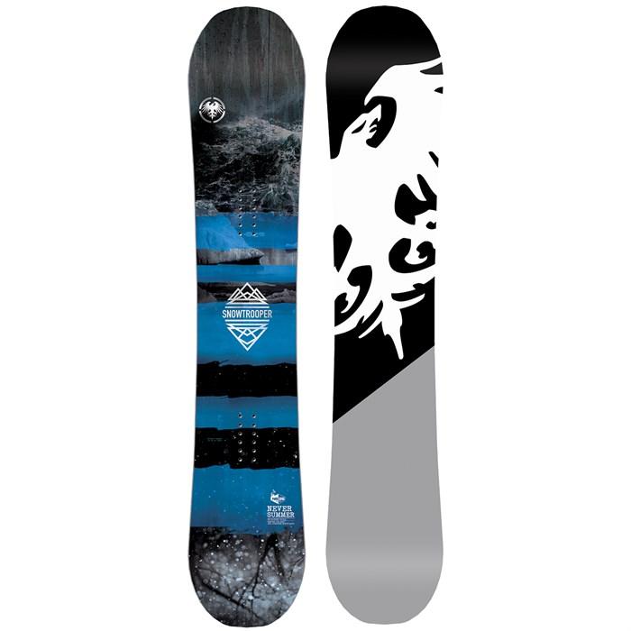 45bbe99408b Never Summer Snowtrooper Snowboard 2017
