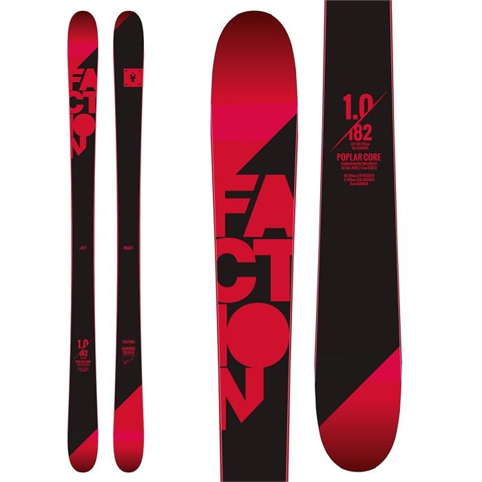 Faction - Candide 1.0 Skis 2017