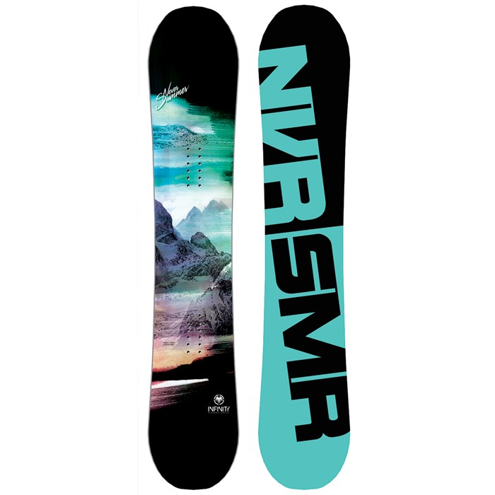 cff703b012d Never Summer Infinity Snowboard - Women s 2017