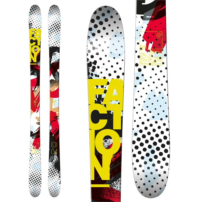 Faction - Idiom Skis 2017