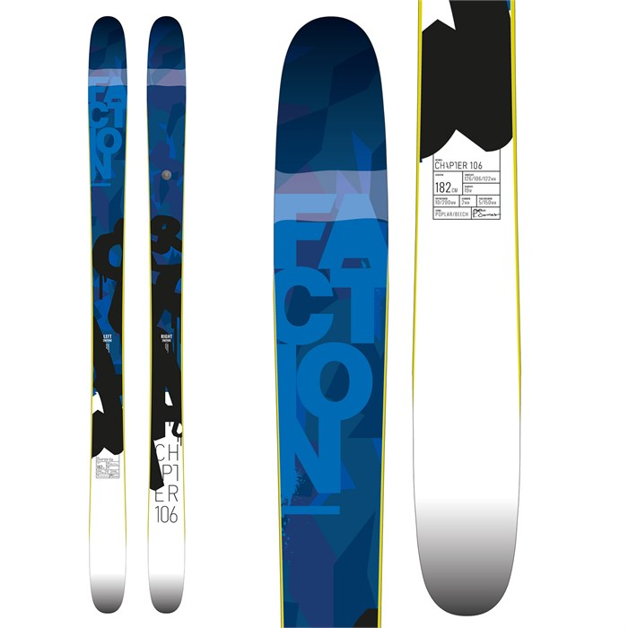 Faction - Chapter 106 Skis 2017