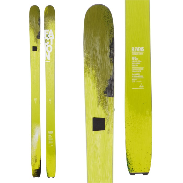 Faction - Eleven5 Skis 2017