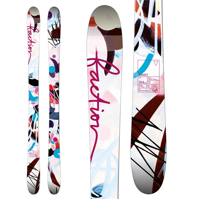 Faction - Ambit Skis - Women's 2017
