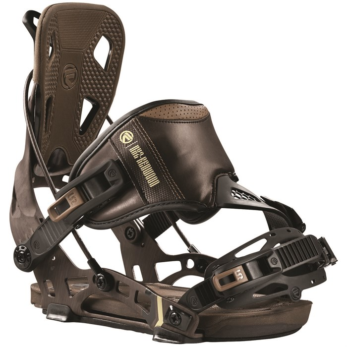 Flow NX2 Redwood Hybrid Snowboard Bindings 2017