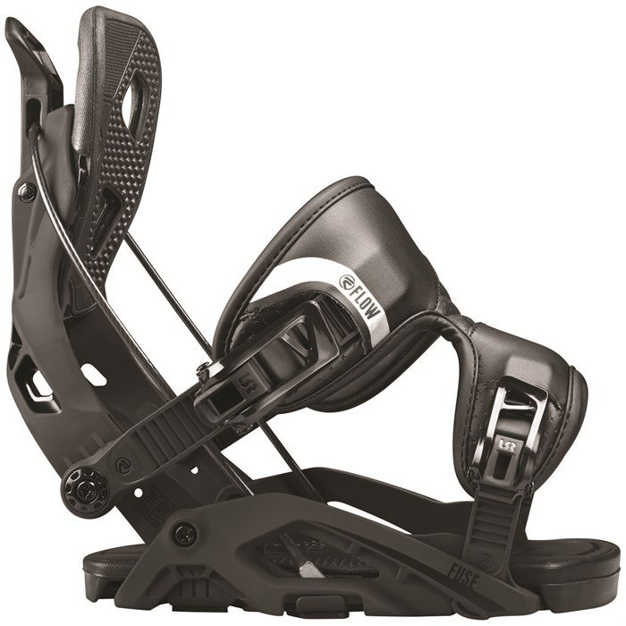 Flow Fuse Snowboard Bindings 2017 Evo