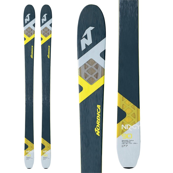 Nordica - NRGY 90 Skis 2017