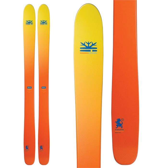 DPS - Wailer 112 Foundation Skis 2019
