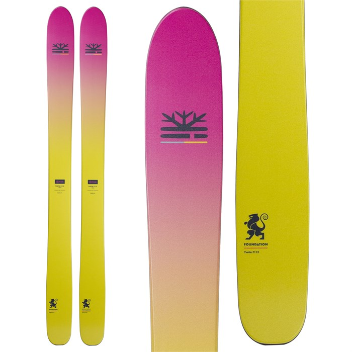 DPS - Yvette 112 Foundation Skis - Women's 2019