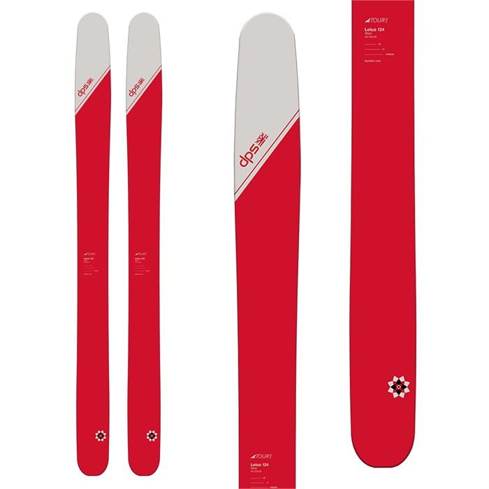 DPS - Lotus 124 Foundation Skis 2018