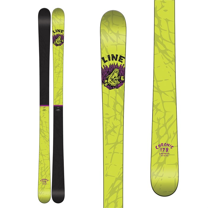 Line Skis - Chronic Skis 2017