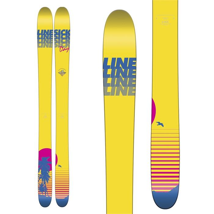 Line Skis - Sick Day 110 Skis 2017
