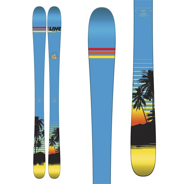 Line Skis - Sick Day Shorty Skis - Boys' 2017