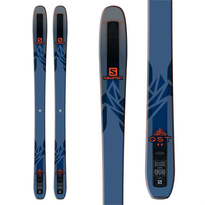 Salomon - QST 99 Skis 2018