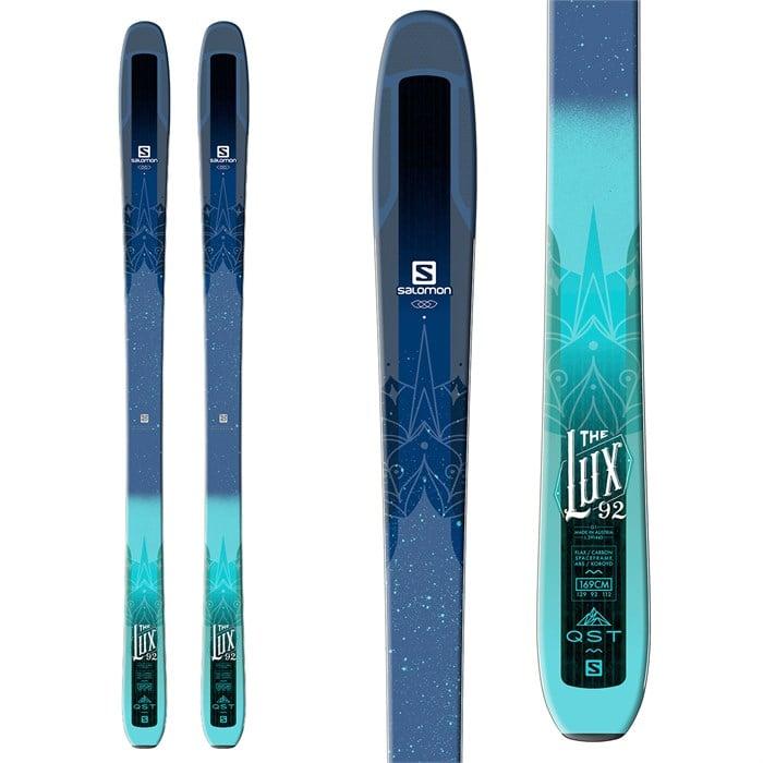 Salomon QST Lux 92 Skis Women's 2018